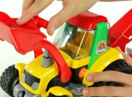 zabawki bruder roadmax