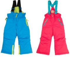 spodnie narciarskie dla dzieci promocje