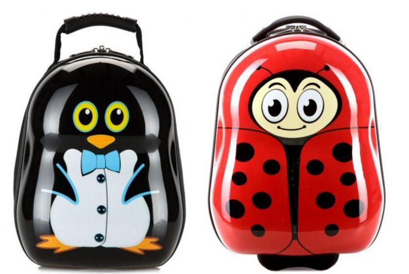 walizki i plecaki dla dzieci promocje