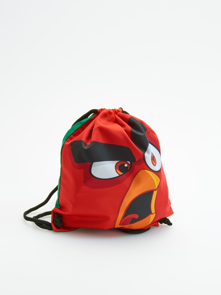 reserved angry birds worek