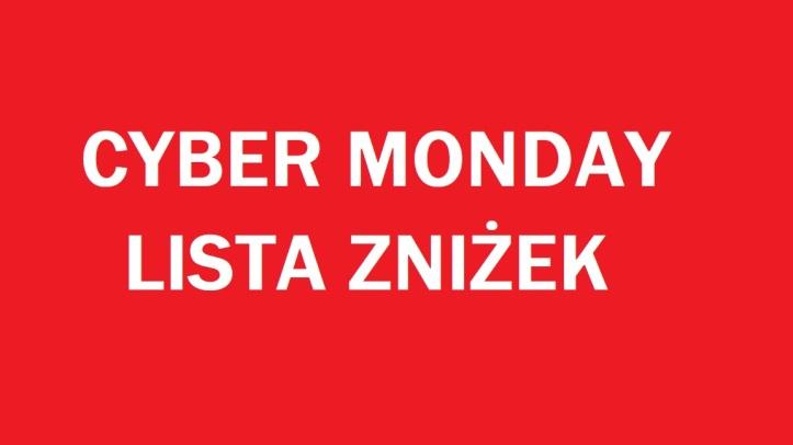 cyber monday polska 2017 promocje
